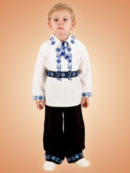 Costum botez traditional - cod x0058